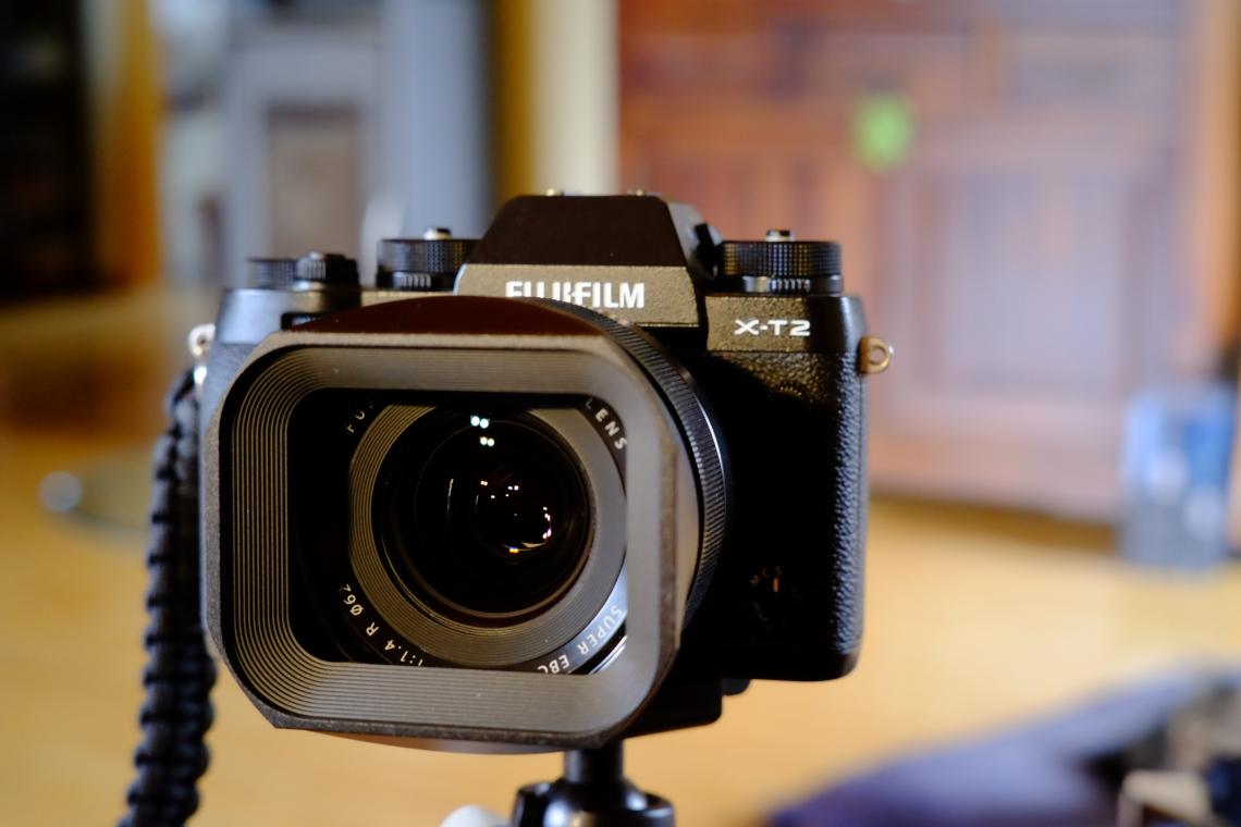 Fujifilm X-T2 + XF 23mm f/1.4