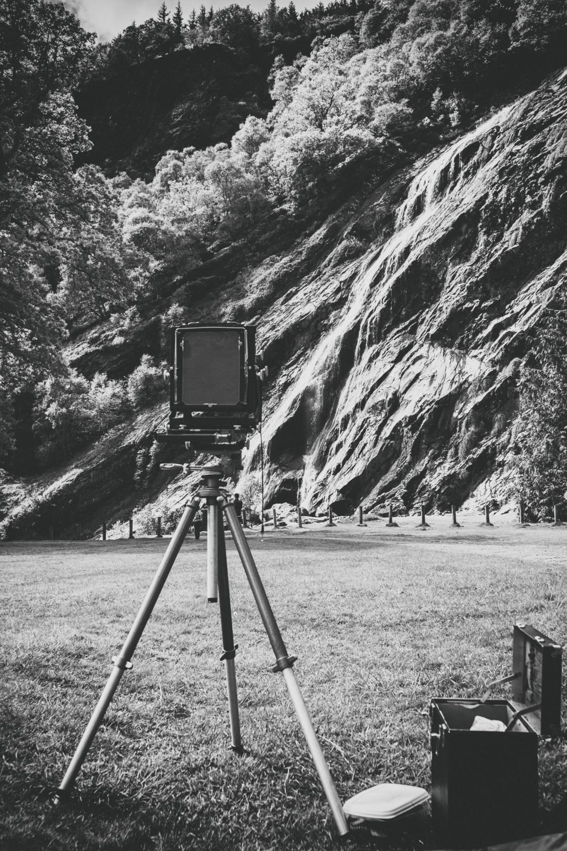 Large Format Kamera